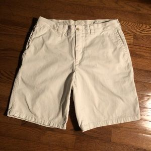 Polo by Ralph Lauren Short Fit Khaki Shorts SZ 33